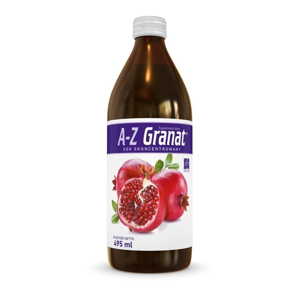 A-Z Granat skoncentrowany sok 495ml