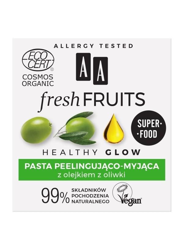 AA Fresh Fruits Organic Oliwka