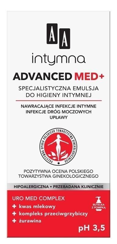 AA Intymna Med. Advanced