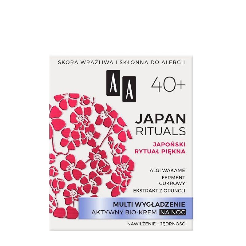 AA Japan Rituals Multi Wygładzenie 40+