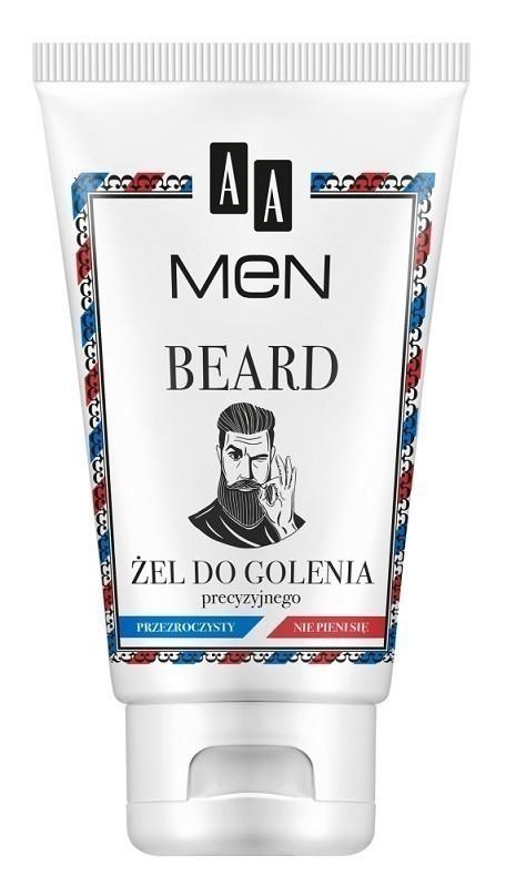 AA Men Beard