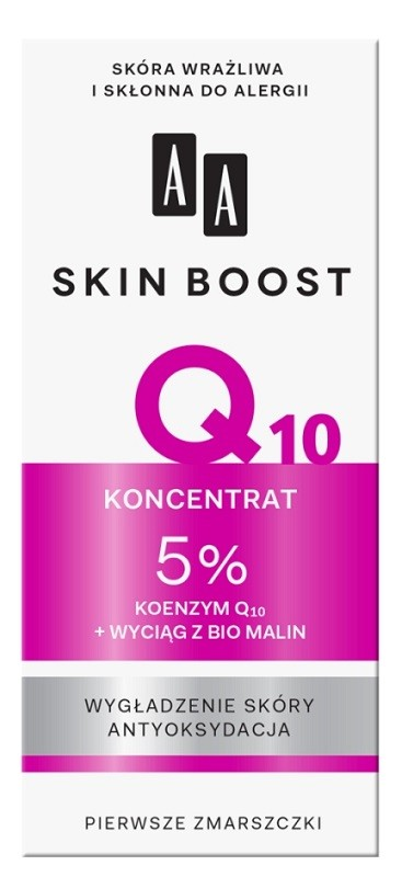 AA Skin Boost Q10
