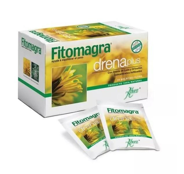 Aboca Fitomagra Drena Herbata 20 Torebek