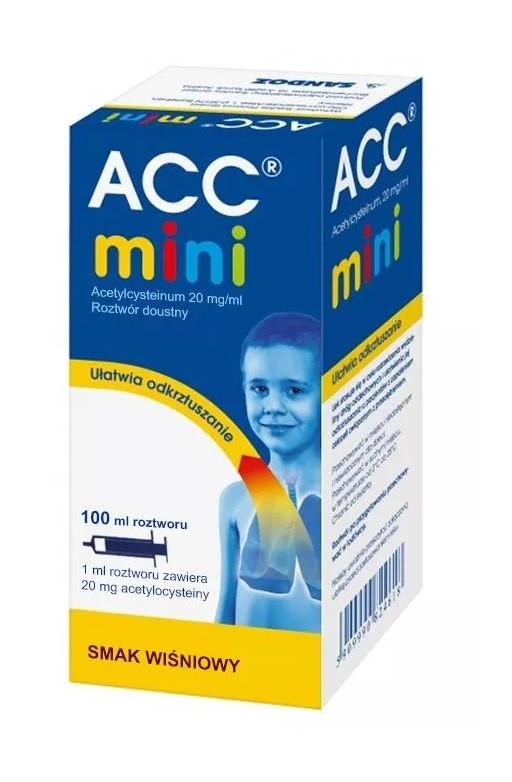 ACC Mini 0,02g/ml 100ml