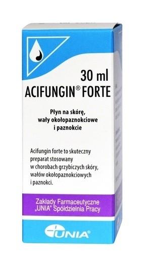 Acifungin Forte Płyn 30 ml