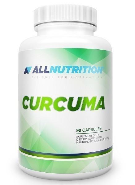 Allnutrition Adapto Curcuma