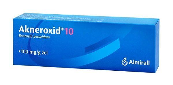Akneroxid 10% Żel 50 g