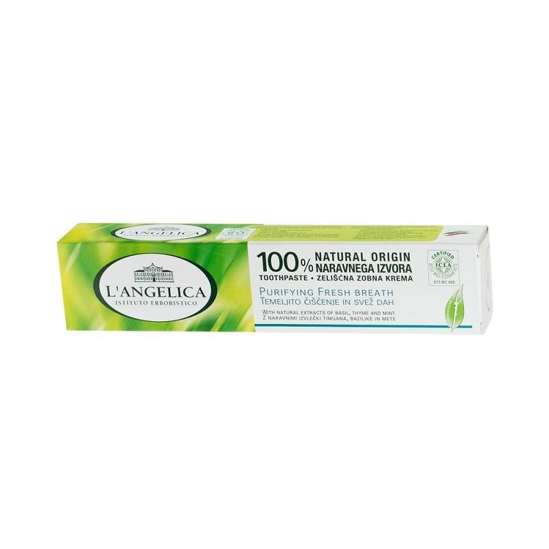 L'Angelica Świeży Oddech Pasta do zębów 75 ml