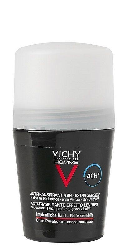 Vichy Homme Anti-Transpirant 48H Extra Sensitiv