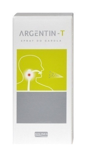 Argentin - T Spray do Gardła 20 ml