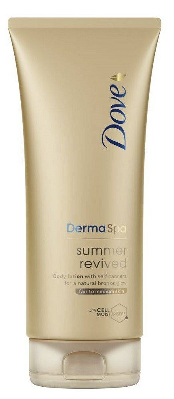 Dove DermaSpa Summer Revived