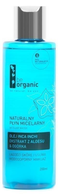 Be Organic Olej Incha Inchi i Ekstrakt z Aloesu&Ogórka