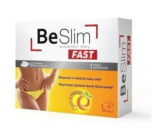 Be Slim Fast 60 Tabletek