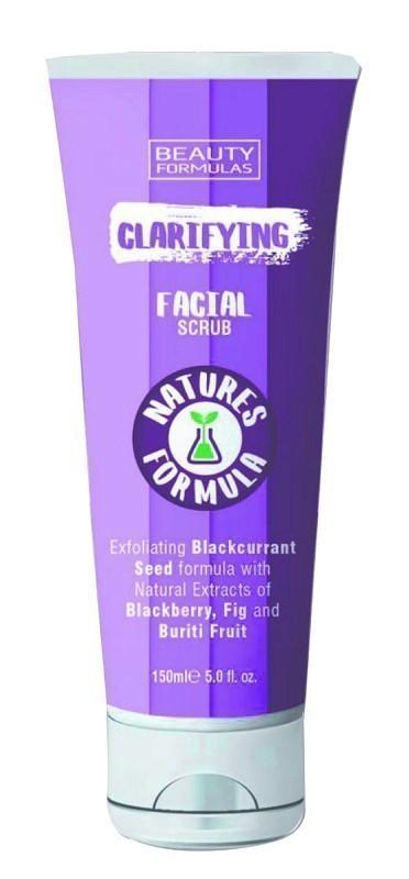 Beauty Formulas Natures Formula Nasiona Czarnej Porzeczki