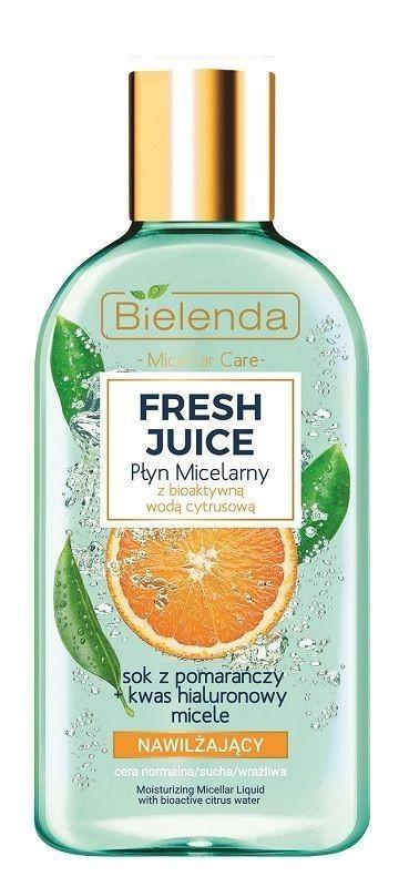 Bielenda Fresh Juice Pomarańcza Travel Size