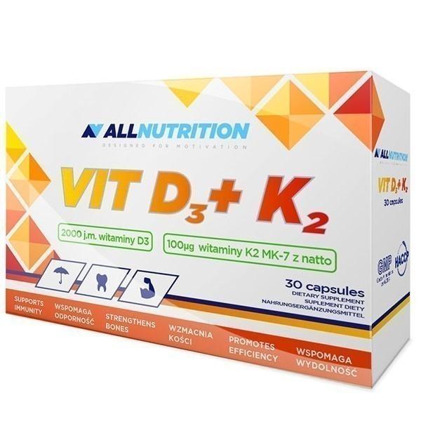 Allnutrition Vit.D3+K2