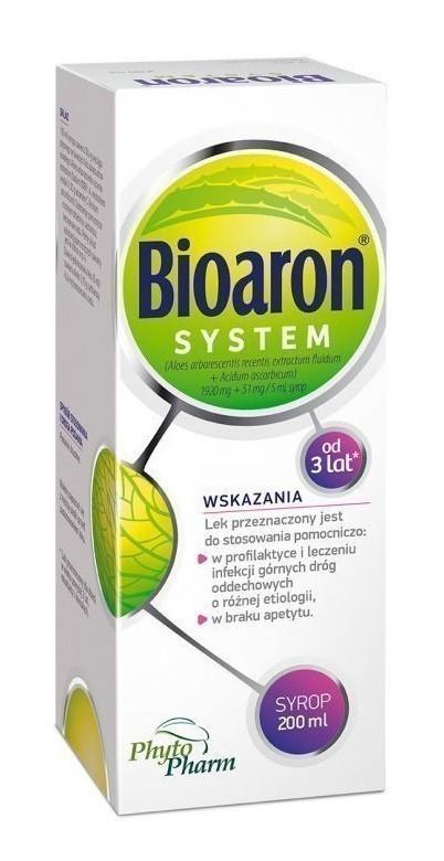 Bioaron System Syrop