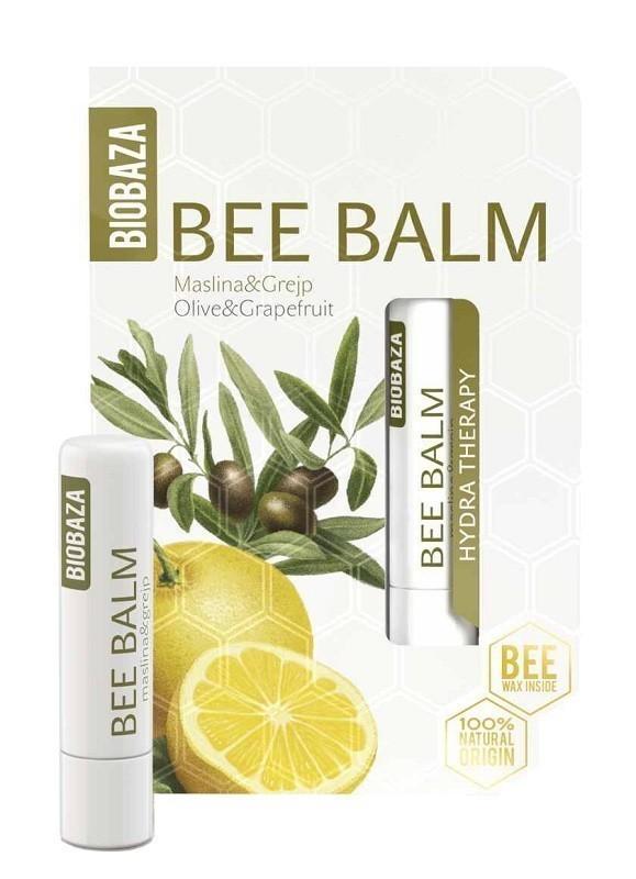 Biobaza Bee Balm Oliwka i Grejpfrut