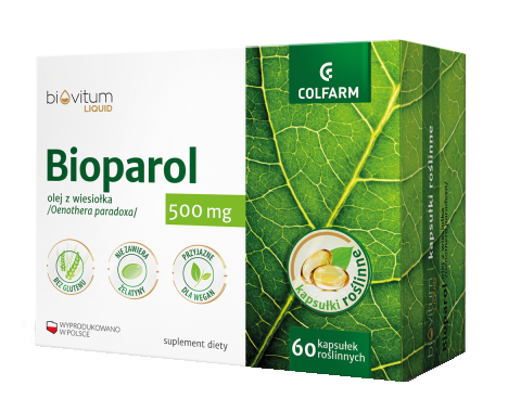 Biovitum Liquid Bioparol 60 Kapsułek
