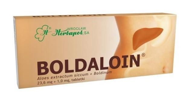 Boldaloin 30 Tabletek