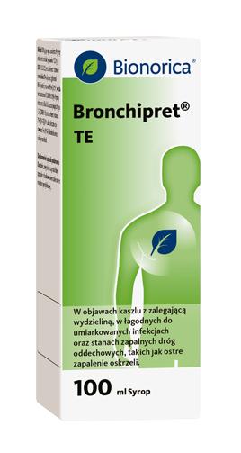 Bronchipret TE Syrop 100 ml