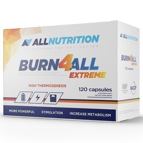 Allnutrition Burn 4 All Extreme