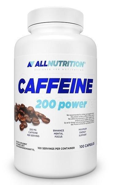 Allnutrition Caffeine 200 Power