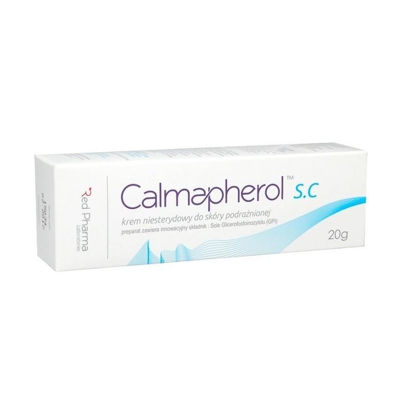 Calmapherol S.C Krem 20 g
