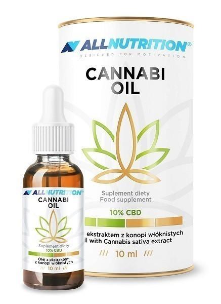 Allnutrition Cannabi Oil 10%