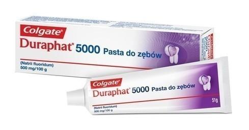Colgate Duraphat 5000 Pasta do zębów 51 g