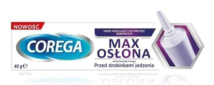 Corega Max Osłona 40 g