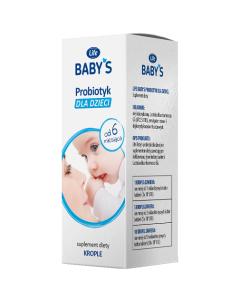 Life Baby S Probiotyk Dla Dzieci