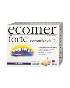 Ecomer Forte 60 Kapsułek