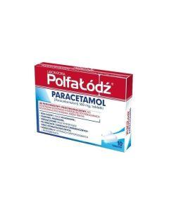 Paracetamol 500 mg Polfa Łódź