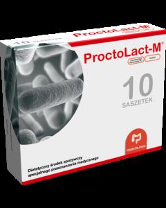 ProctoLact-M 10 Saszetek
