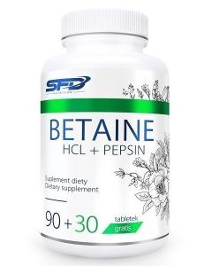 Allnutrition Betaine HCL Pepsin