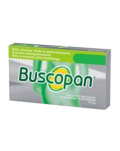 Buscopan 10 mg Tabletki