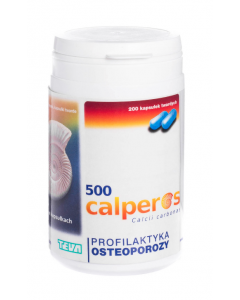 Calperos 500 Kapsułki