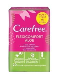 Carefree FlexiComfort Aloe