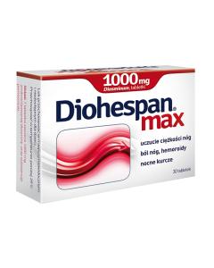 Diohespan Max Tabletki