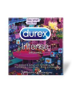 Durex Intense Emoji