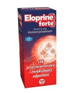Eloprine Forte 0,5g/5ml Syrop 150 ml