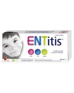 ENTitis Smak Truskawkowy