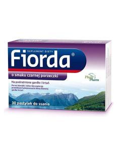 Fiorda o smaku porzeczkowym