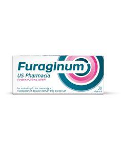 Furaginum US Pharmacia 30 Tabletek