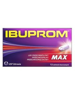 Ibuprom Max Tabletki