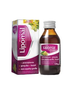 Lipomal Syrop 125 g