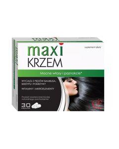Maxi Krzem 30 Kapsułek