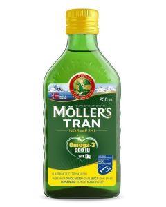 Mollers Norweski Cytrynowy