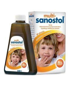Multi-Sanostol Płyn
